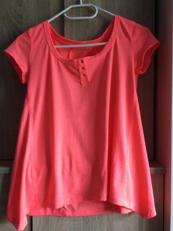 Neonowy koral koszulka...