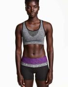 spodenki H&M sport xs 34 fitness trening rower góry bieganie...
