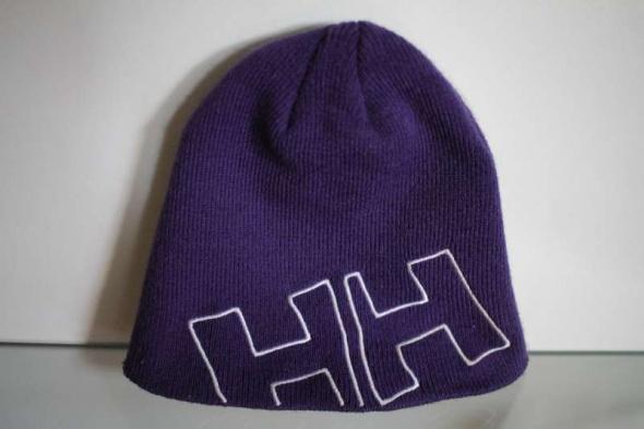 fioletowa czapka HELLY HANSEN 49 50 sport HH