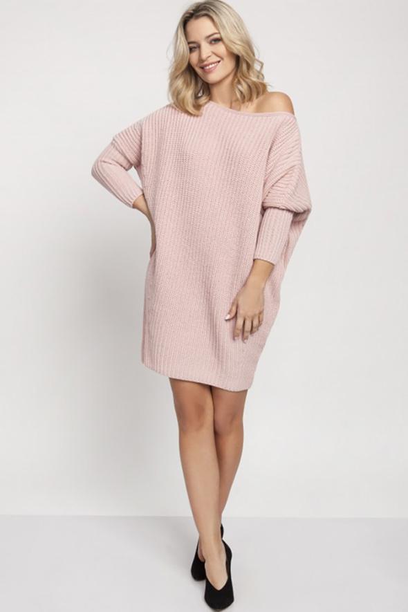 Sweter sukuenka oversize