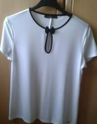 biała bluzka Mohito 32 xxs nowa bez metki