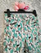 Wzorzyste spodnie COS...
