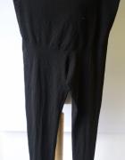 Legginsy H&M Mama XL 42 Dresy Ciążowe Czarne Ciąża Spodnie...