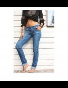 Spodnie jeans Levis 473 Skinny Fit