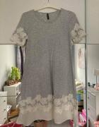 Sukienka Pretty Girl koktajlowa idealna na wesele lub inne okaz...