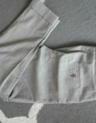 Szare spodnie Zara...