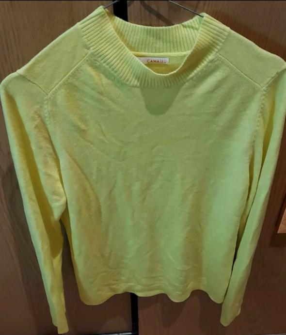 Nowe neonowe swetry...