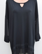 Elegancka Bluzka Plus Size...