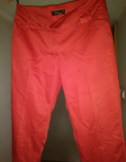 Czerwone Spodnie ze stretchem...