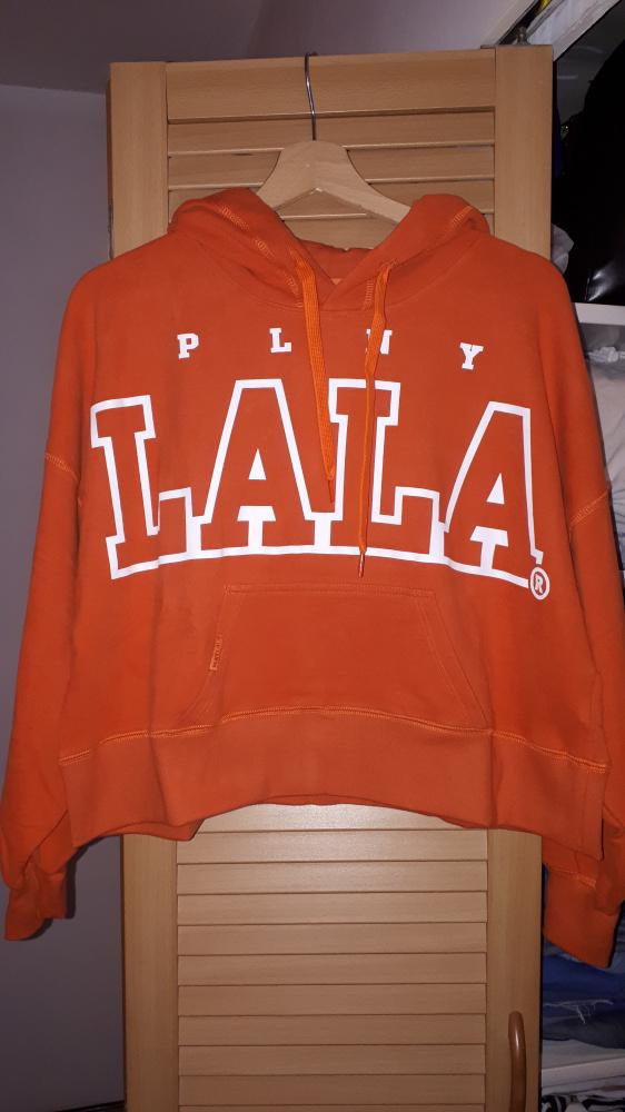 Nowa bluza Plny Lala w kolorze pomarańczowym XXS