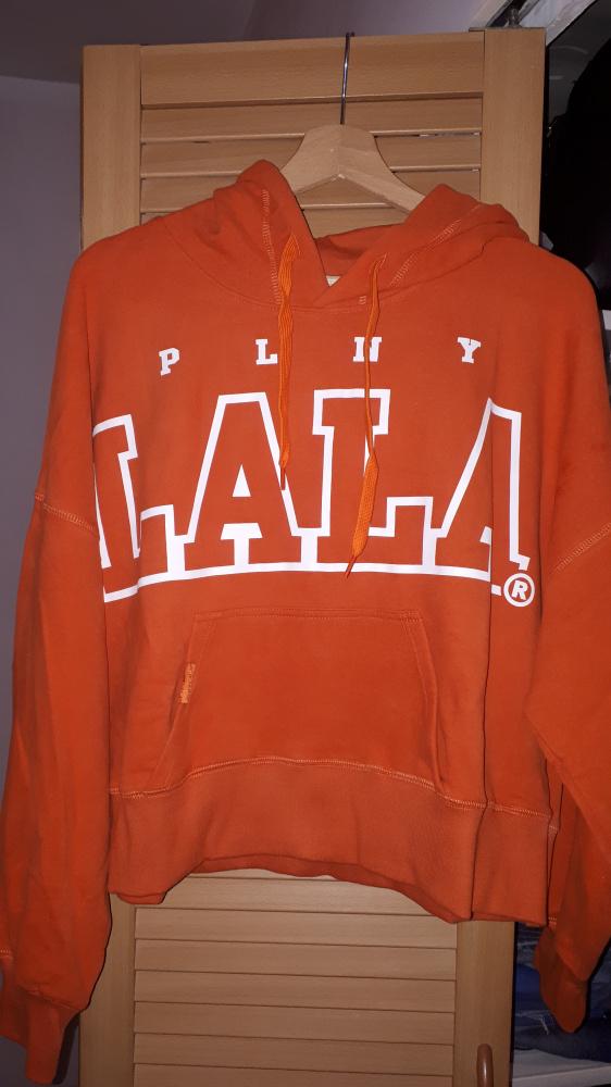 Nowa bluza Plny Lala w kolorze pomarańczowym S