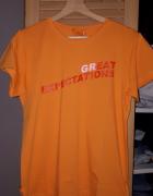 Nowa koszulka Plny Lala Great Expectations w rozm S...