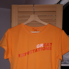 Nowa koszulka Plny Lala Great Expectations w rozm S