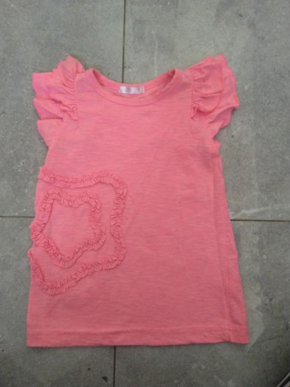 Różowa bluzeczka tunika Pepco 92