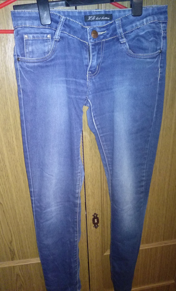 Klasyczne jeansy M...