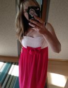Piękna maxi sukienka