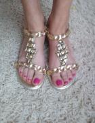 Piękne ałote sandałki 36...