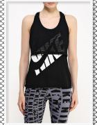 Top Nike Prep Mesh sportowa L koszulka damska...
