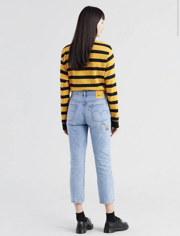 Spodnie Spodnie LEVIS 501 nowe
