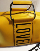 Torebka żółta LOVE...