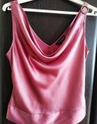 Bluzka wrzosowa satynowa Dorothy Perkins 42 XL...
