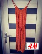 Sukienka na lato hm XS midi...