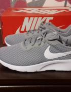 Nowe szare buty Nike Tanjun...