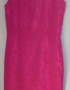 Jedwabna sukienka Miss Selfridge 40...