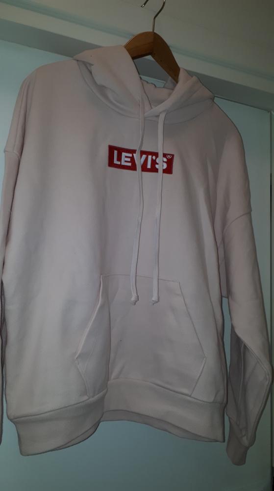 Nowa bluza Levis pudrowy róż