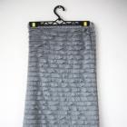 NOWA szara tunika sukienka z falbankami goth