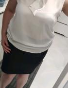 Biała bluzeczka elegancka...