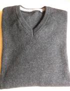 Czarny sweter Vogele M...