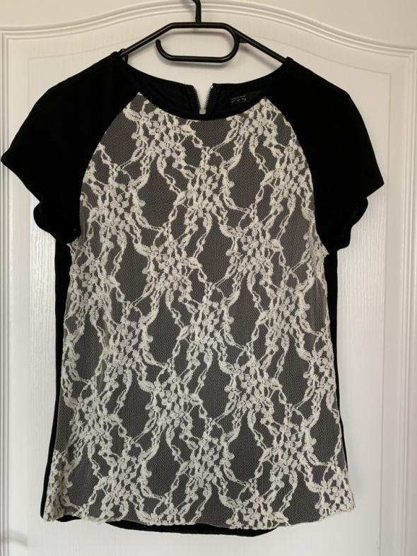Bluzki Śliczna bluzeczka Zara S