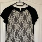 Śliczna bluzeczka Zara S