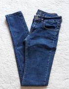 Spodnie jeansy damskie...