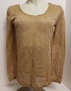 Stare złoto bluzka Select 46...