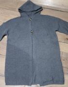 Szary sweterek XL...