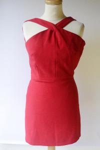 Sukienka Czerwona S 36 Mango Suit Sexy Elegancka...