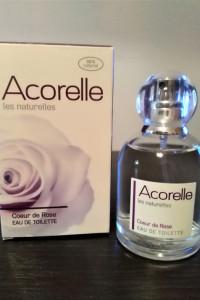 Acorelle Coeur de Rose 50 ml nowy