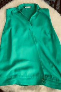 Bluzka Koszula Mohito zielen szmaragdowa