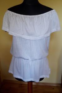 NOWA bluzka hiszpanka baskinka Diverse M 100 procent bawełna...