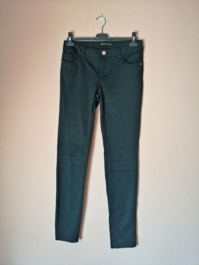Spodnie 40 42 noowe bawelniane tregginsy rurki