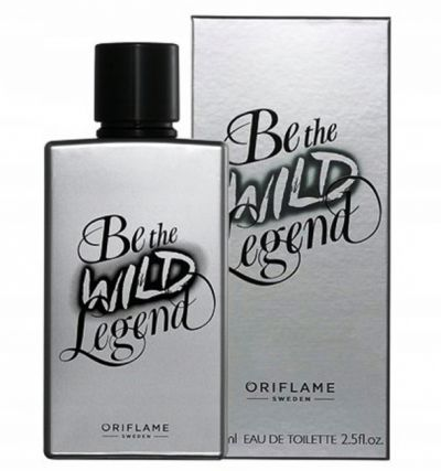 Perfumy Woda toaletowa Be The Wild Legend 75 ml