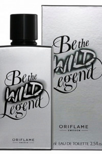Woda toaletowa Be The Wild Legend 75 ml