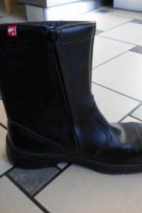 SIEVI męskie fińskie buty robocze skórzane