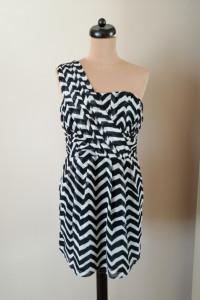 H&M sukienka zebra pasiak 40 42...