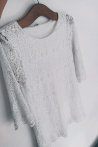 Krótka sukienka Boho M