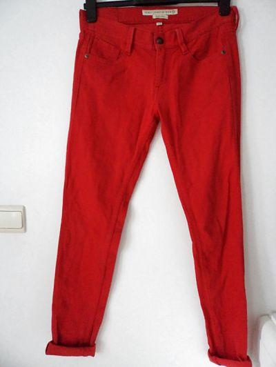 Spodnie French Connection Denim śliczne skiny spodnie