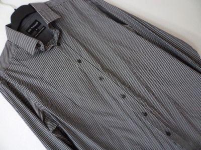 Koszule świetna koszula w paski firmy Marks&Spencer