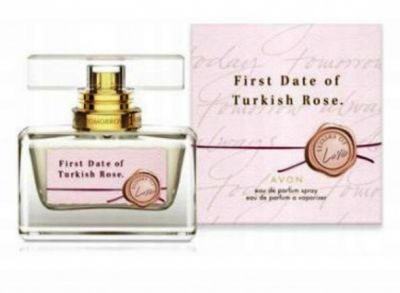 Perfumy TTA Elixirs of Love First Date of Turkish Rose EDP 50 ml